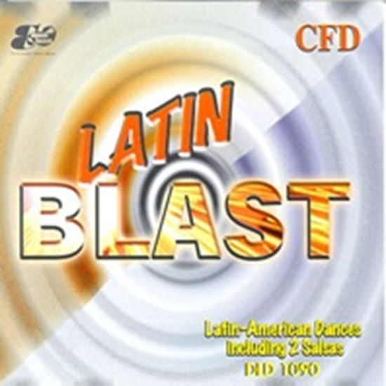 Picture of CFD...Latin Blast (CD)