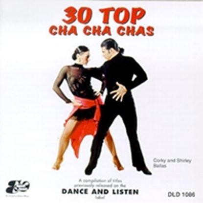 Imagen de 30 Top Cha Cha Chas (CD)