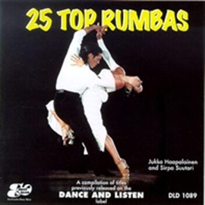 Imagen de 25 Top Rumbas (CD)