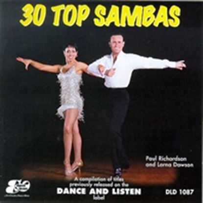 Imagen de 30 Top Sambas (CD)