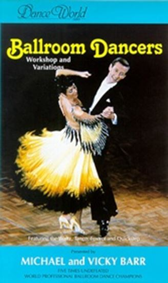 Picture of Ballroom Dancers Workshop and Variations (VIDEO)