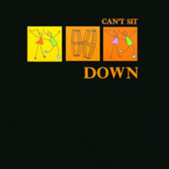 Picture of Can't Sit Down (CD)