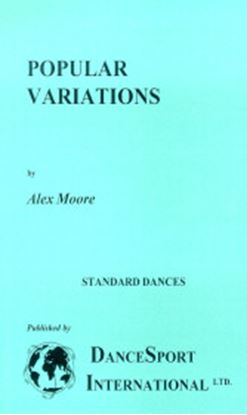 Picture of Popular Variations - Standard Dances (BOOK)