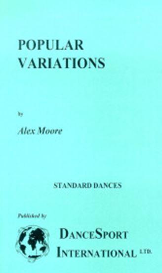 Picture of Popular Variations - Standard Dances (BOOK)