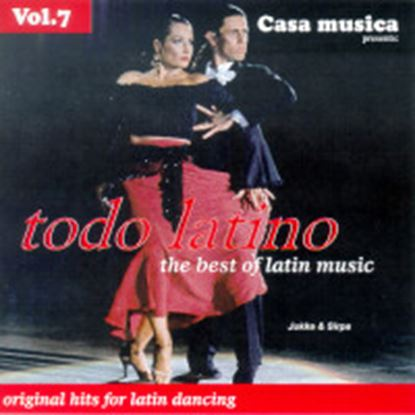 Picture of Best Of Latin - Todo Latino (CD)