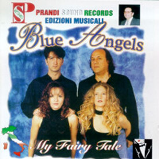 Picture of Blue Angels - My Fairy Tale (CD)