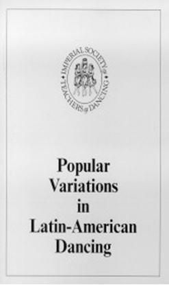 Image de Popular Variations In Latin American (BOOK)