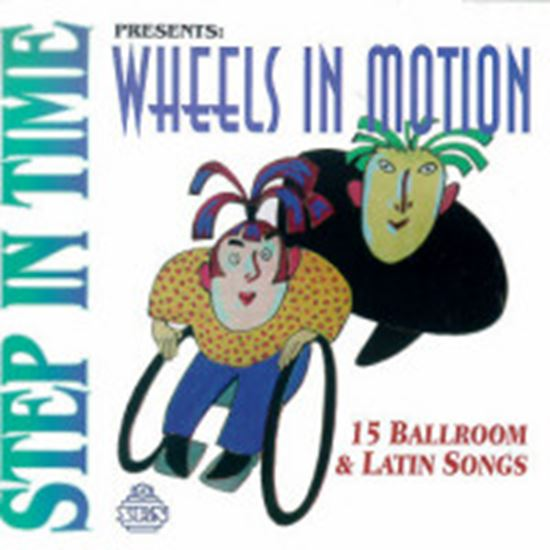 Picture of Wheels In Motion (CD)