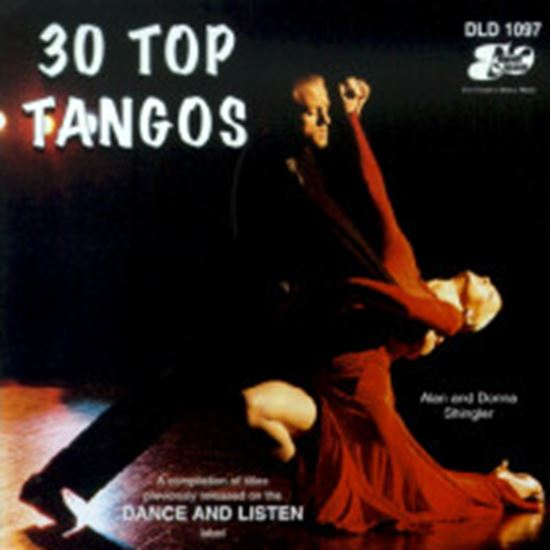 Picture of 30 Top Tangos (CD)