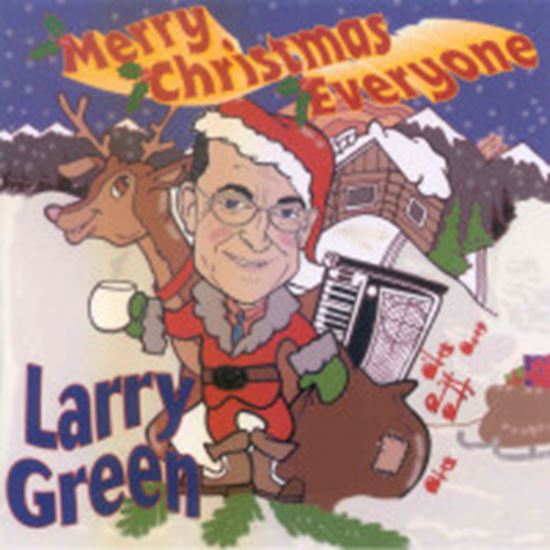 Picture of Larry Green - Merry Christmas Everyone (CD)