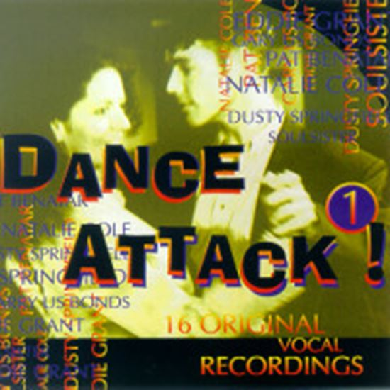 Picture of Dance Attack (CD)