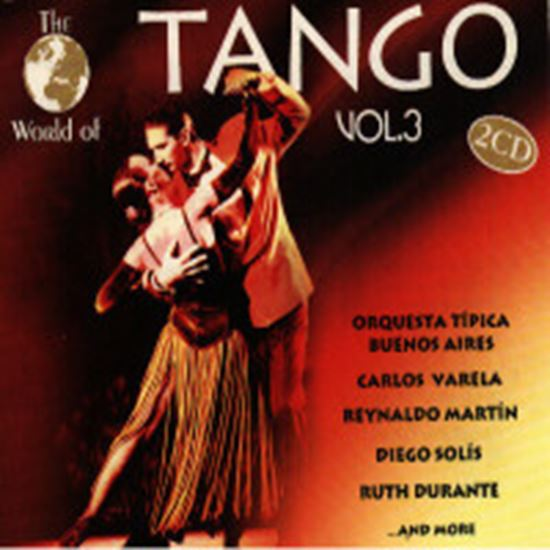 Picture of Tango 3  (2CD)