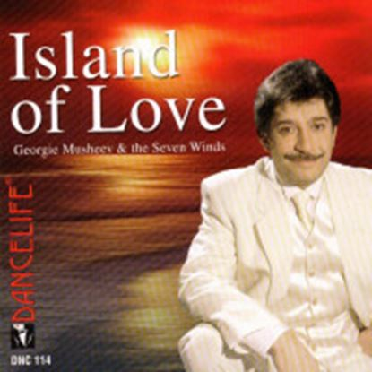 Picture of With Georgie Musheev & Seven Winds-Island Of Love (CD)