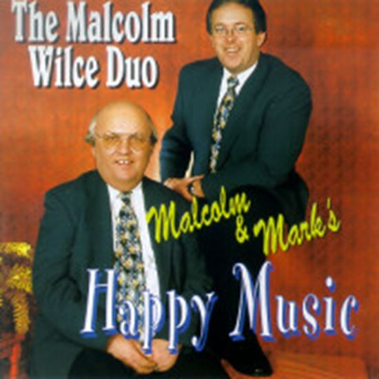 Picture of Malcolm Wilce Duo - Happy Music (CD)