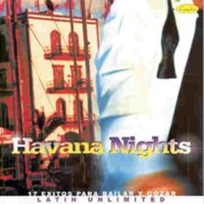 Picture of Havana Nights (CD)