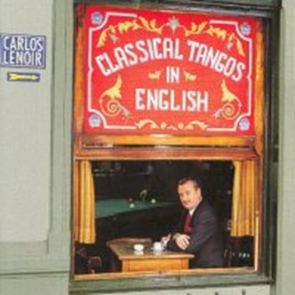 Immagine di Classical Tangos in English (CD)