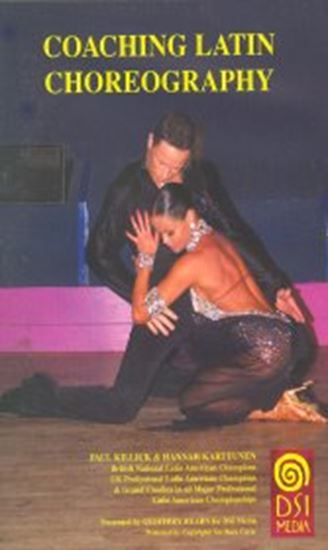 Picture of Coaching Latin Choreography (DVD)