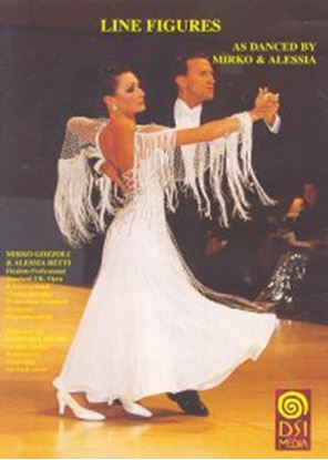 Picture of Line Figures (Ballroom) (DVD)