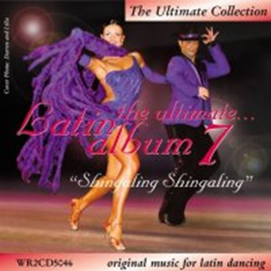 Picture of The Ultimate Latin Album 7 - Shingaling Shingaling  (2CD) LI