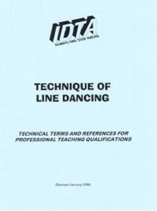 Picture of Technique Of Line Dancing 2006