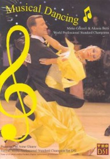 Picture of Musical Dancing (Presented by Anne Gleave) (DVD)