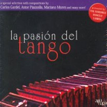 Bild von La Pasion Del Tango (CD)