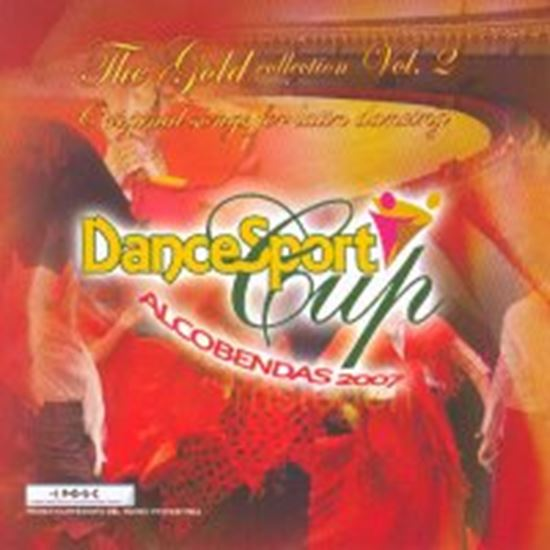 Picture of Gold Collection 2 Latin - Dancesport Cup (CD)