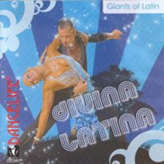 Picture of Divina Latina (CD)