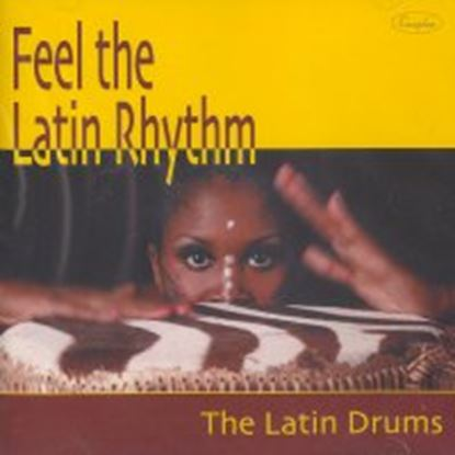 Picture of Feel The Latin Rhythm - The Latin Drums (CD)