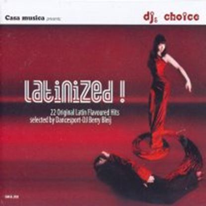 Picture of Latinized! (CD)