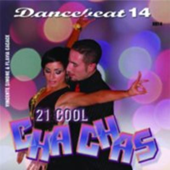 Picture of Dancebeat 14 - 21 Cool Cha Chas (CD)