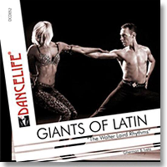 Picture of Giants of Latin - The Walter Laird Rhythms (CD)