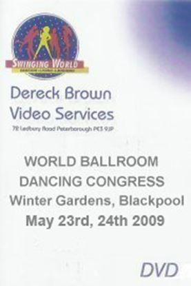 Picture of World Ballroom Dancing Congress 2009 (4 DVD)