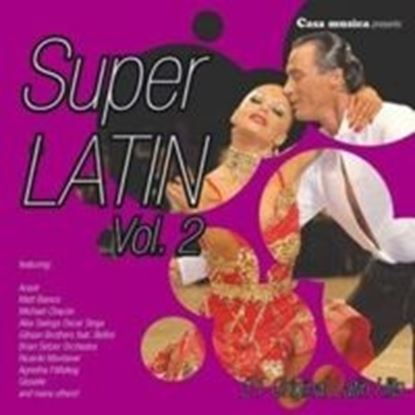 Picture of Super Latin Volume 2. (CD)