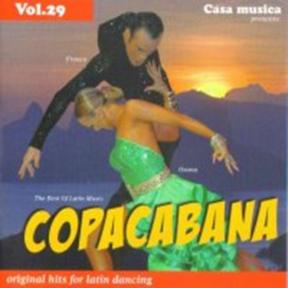 Picture of Best Of Latin - Copacabana (CD)