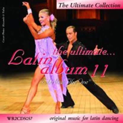 Picture of The Ultimate Latin Album 11 - She Was The One (2CD)