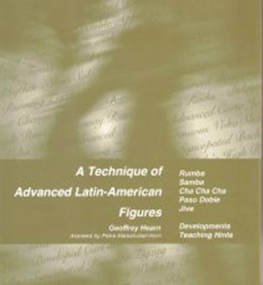 Bild von A Technique Of Advanced Latin-American Figures (BOOK)