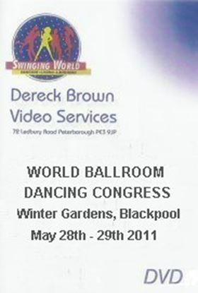 Picture of World Ballroom Dancing Congress 2011 (4 DVD)