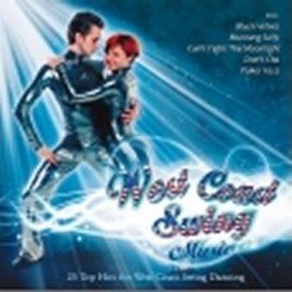 Imagen de West Coast Swing Music (CD)