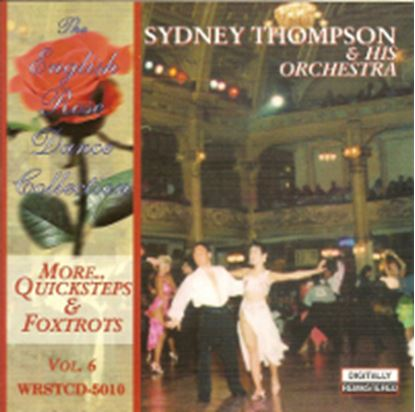 Picture of More Quicksteps & Foxtrots (CD)