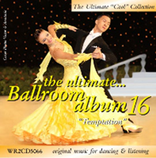 Bild von The Ultimate Ballroom Album 16 - Temptation  (2CD)