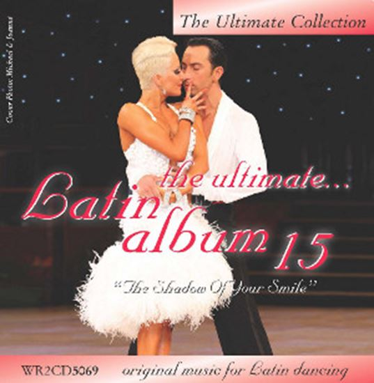 Image sur The Ultimate Latin Album 15 - The Shadow Of Your Smile (2CD)