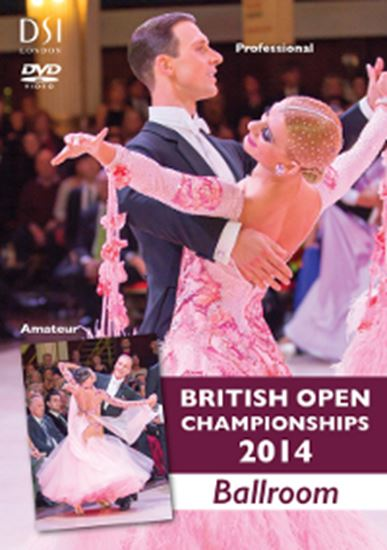 Picture of 2014 - Professional and Amateur Ballroom (DVD)