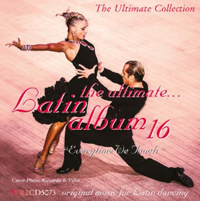 Image de The Ultimate Latin Album 16 - Everytime We Touch (2CD)