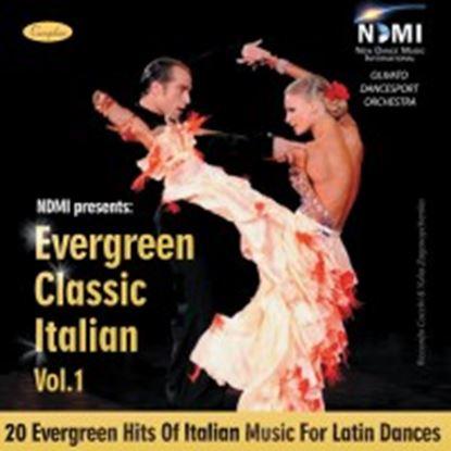 Image de Evergreen Classic Italian (CD)
