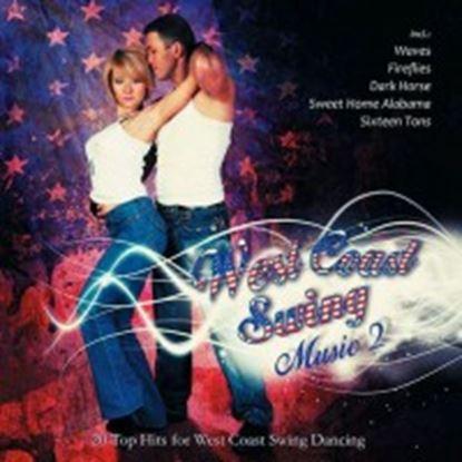 Imagen de West Coast Swing Music 2 (CD)