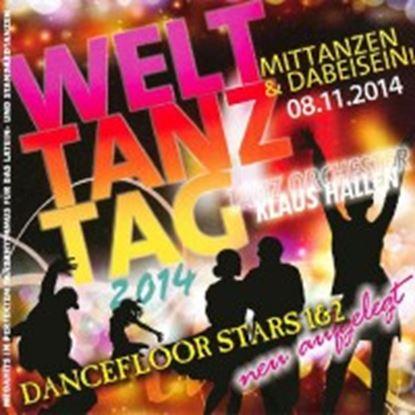 Picture of Welttanztag 2014 - Dancefloor Stars 1-2  (2CD)