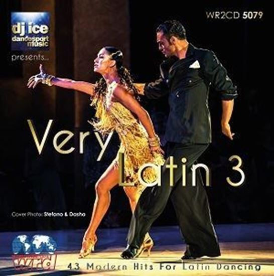 Image sur Very Latin 3 (2CD)
