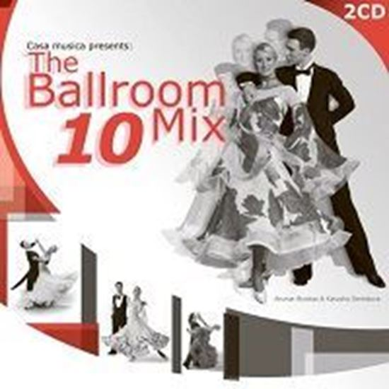 Image sur The Ballroom Mix Vol.10 (2CD)
