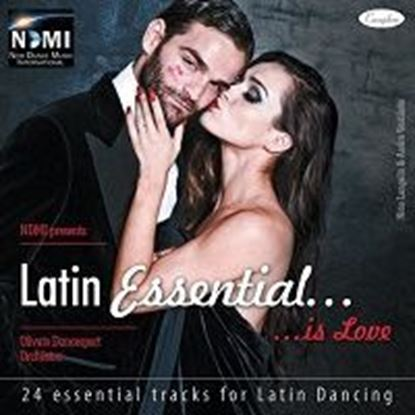 Imagen de Latin Essential ...Is Love (CD)